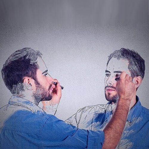 tu-compromiso-autoretrato-dibujo